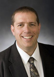 Ed Adams has served as department chair since 2012.