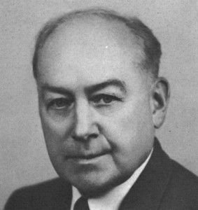 T. Earl Pardoe served as department chair from 1945-1946