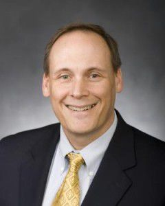Brad Rawlins served as department chair from 2008-2012.
